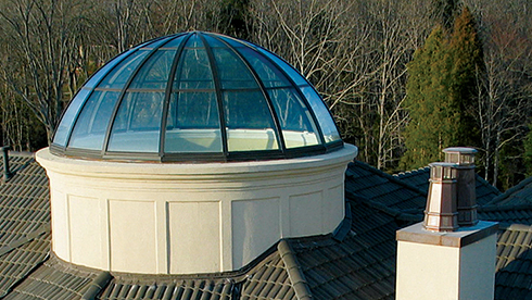 06-06-019 Dome Skylight X2