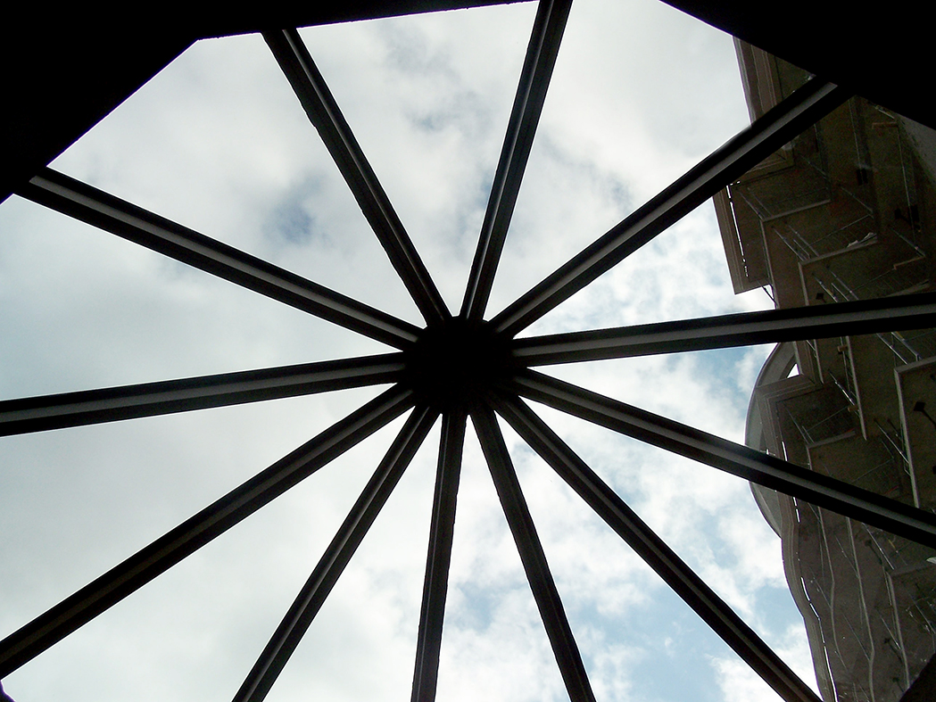 12 sided Polygonal skylight