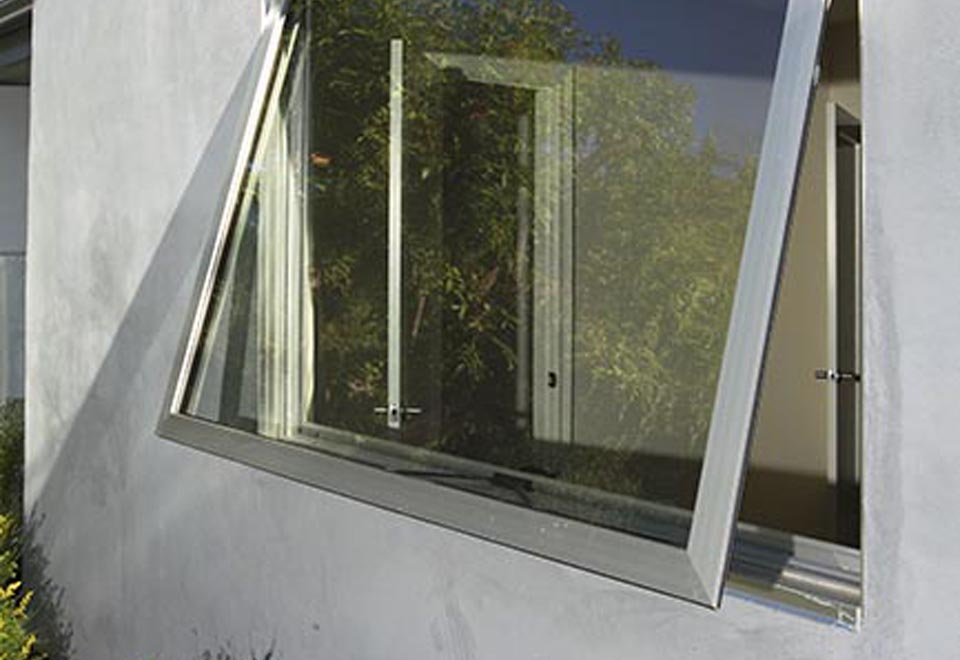 Folding Glass Walls, Casement Windows, Awning Windows, and french doors.