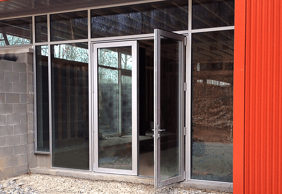 Residential vertical wall, lift slide and French door applications.