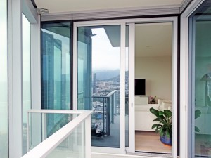 high performance lift slide doors