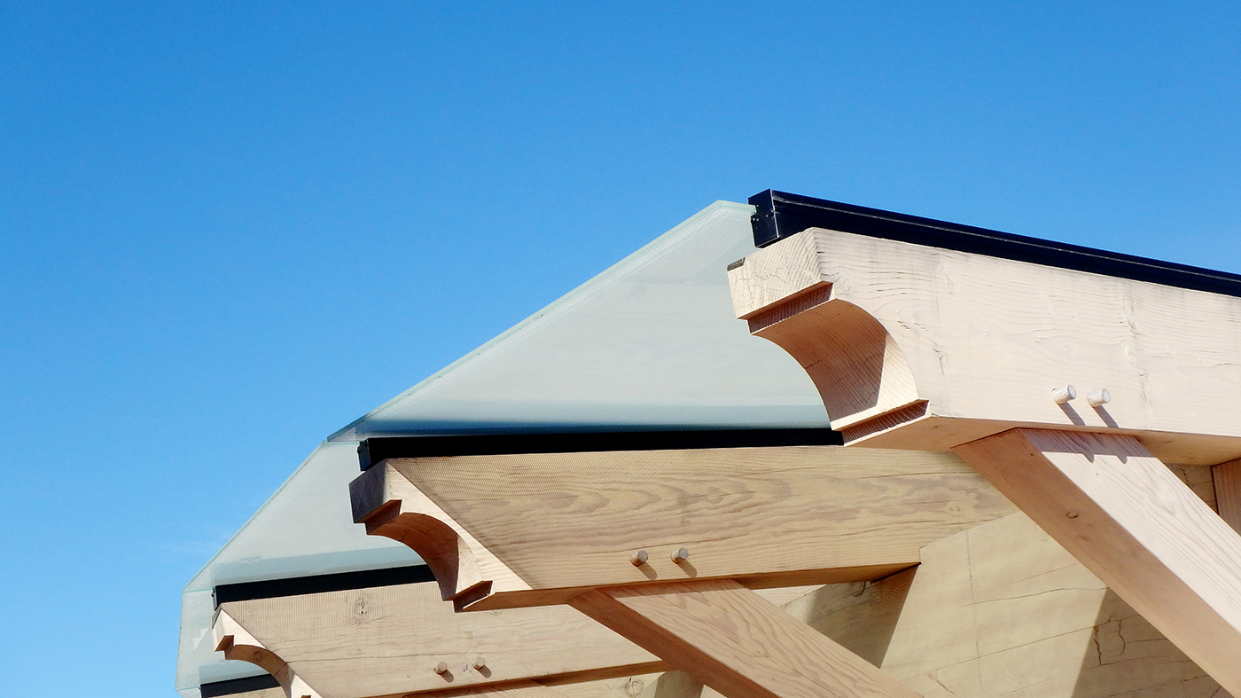 Partial Conical Canopy