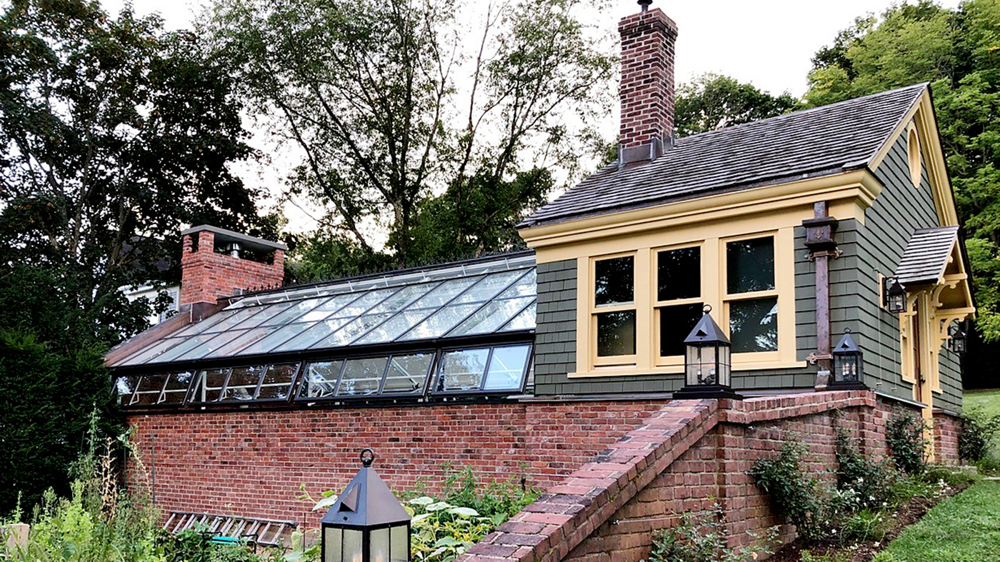 Restoration project where ridge and eave vents were replaced.