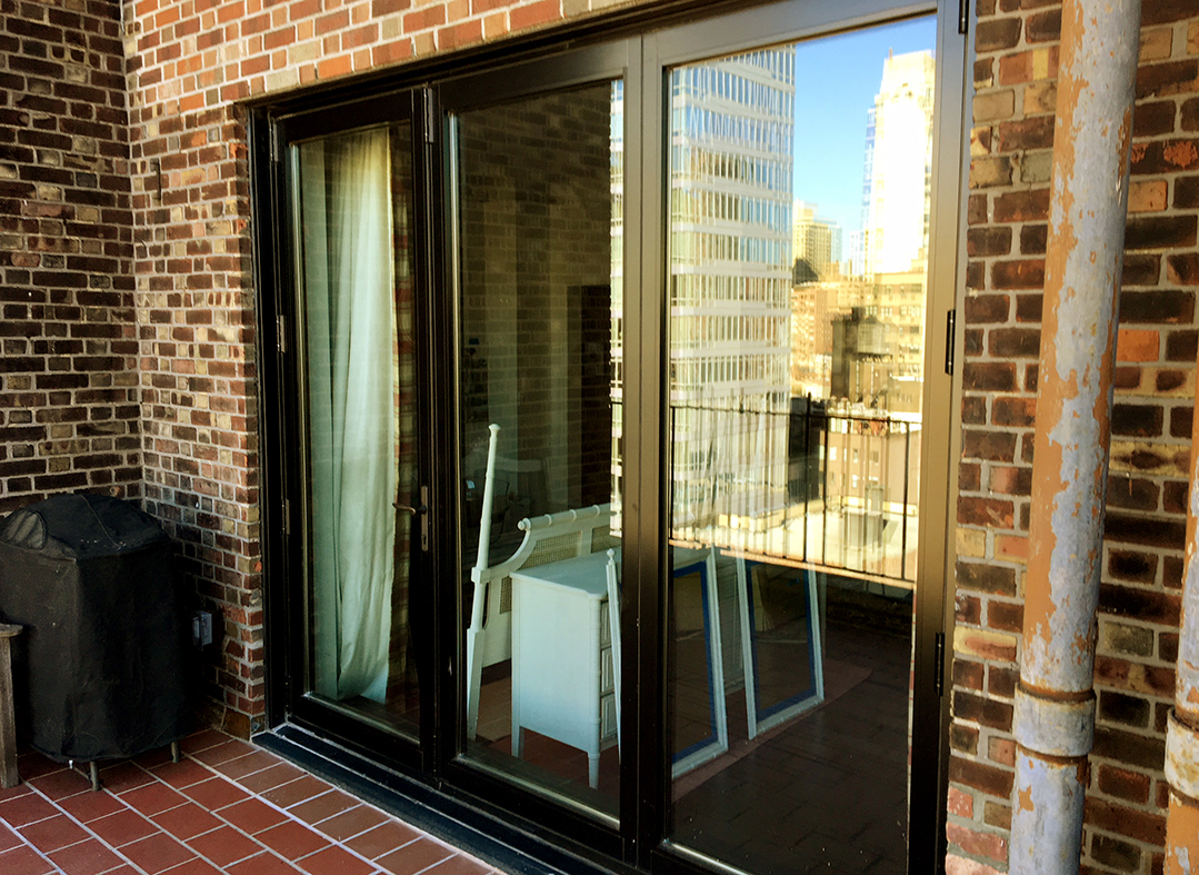 Bifold and French doors
