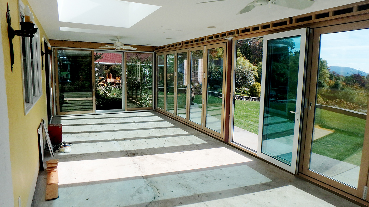 Bifold and Multi-track Sliding doors