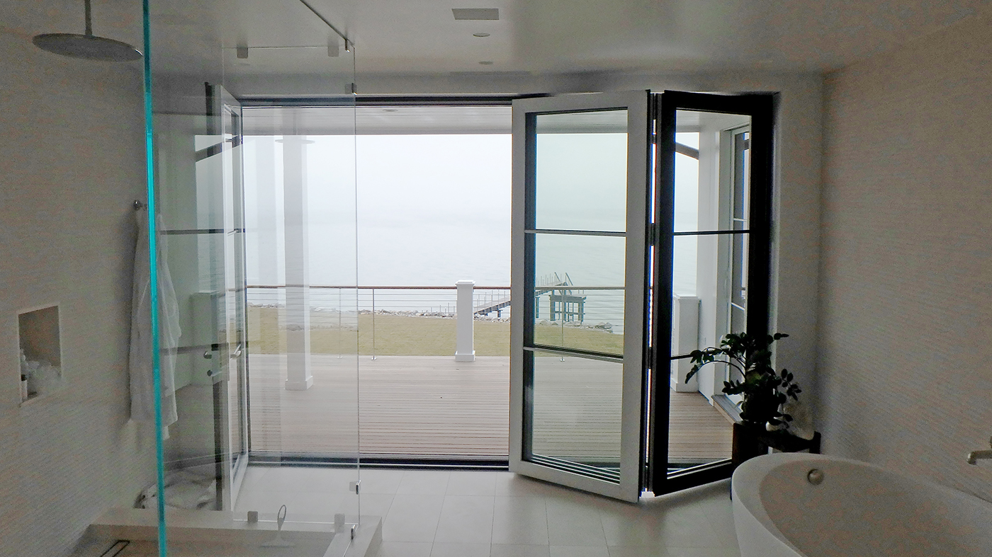 Complete glazing package