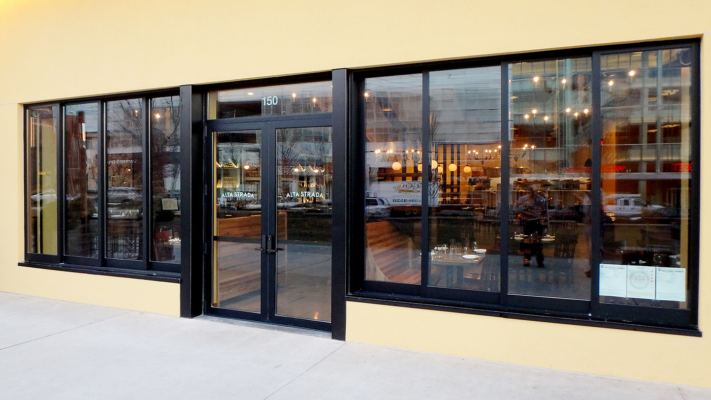French doors and sliding glass windows