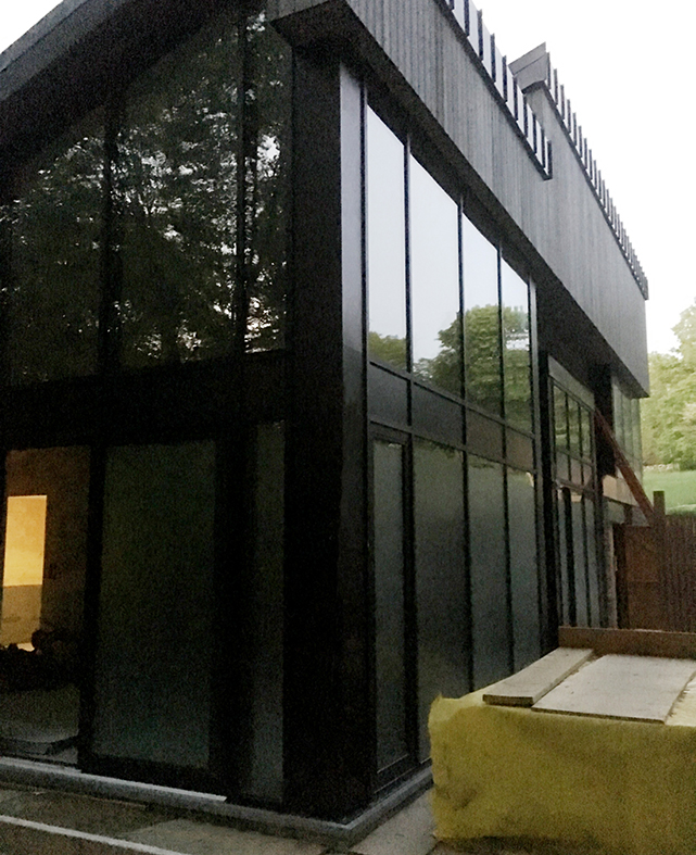French door, Multi-track sliding door, awning windows, tilt turn windows and aluminum curtain wall