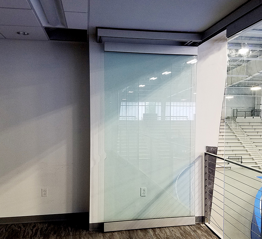 Slide and stack clear glass wall systems and multitrack sliding glass window systems