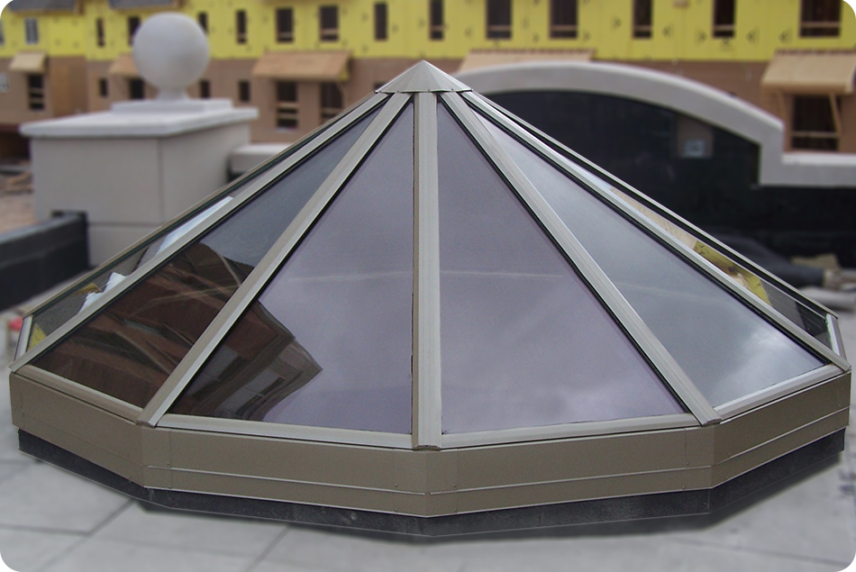 Residential Skylight Irregular