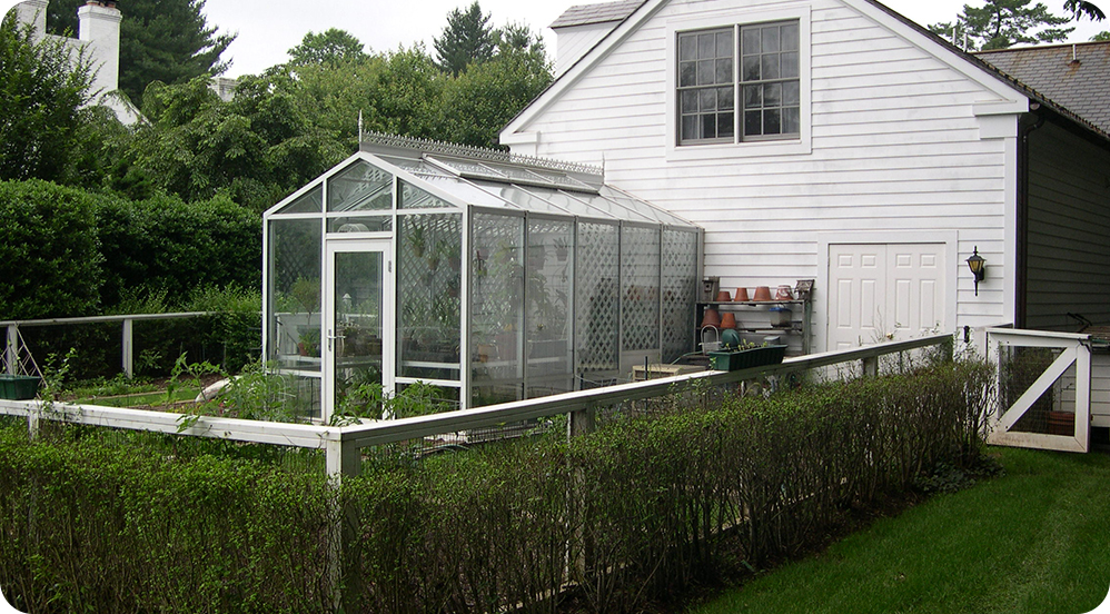 Greenhouse I-Beam System