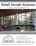 Wood Facade System