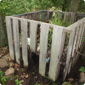 Green Efforts - Composting