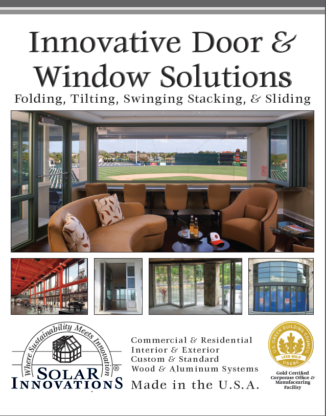 Innovative Door and Windows Brochure