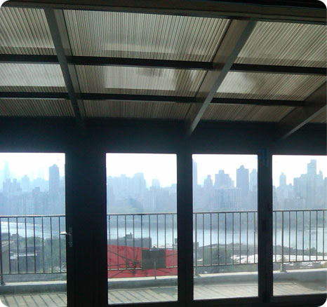 Commercial Folding Glass Walls
