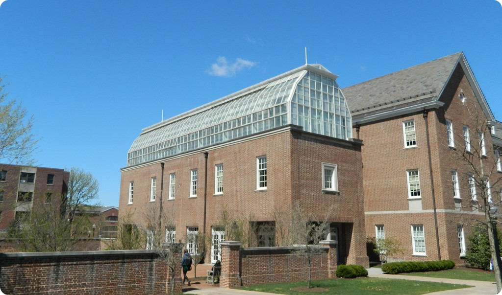 Franklin and Marshall College | Research Greenhouse