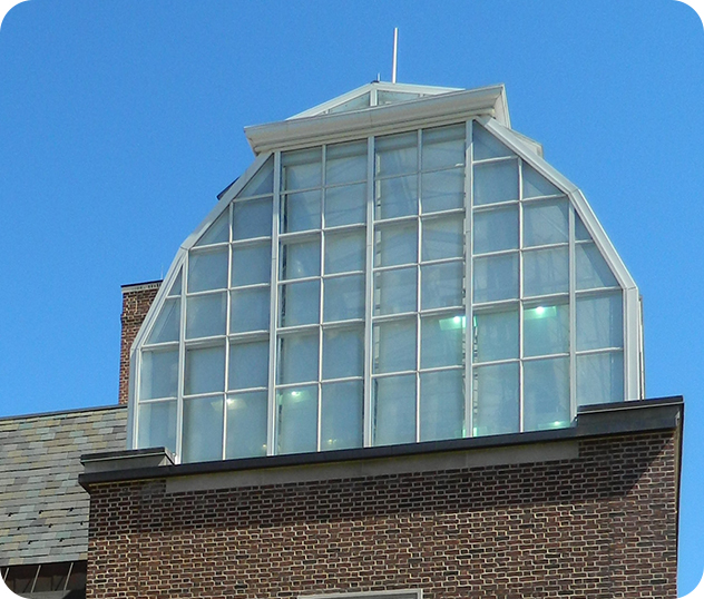 Exterior | Research Greenhouse | Franklin and Marshal College
