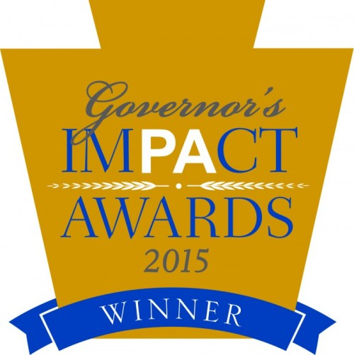 Governor's Impact Awards 2015