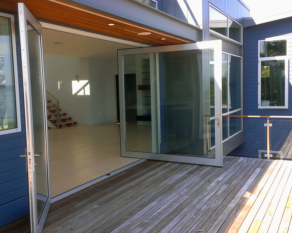 Integrate Pivot Doors and Terrace Doors