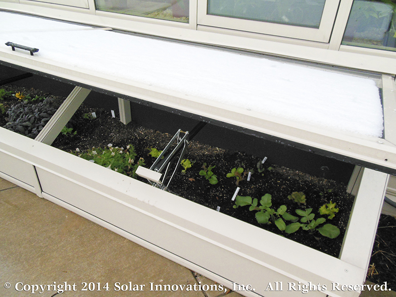 Cold Weather Cold Frame