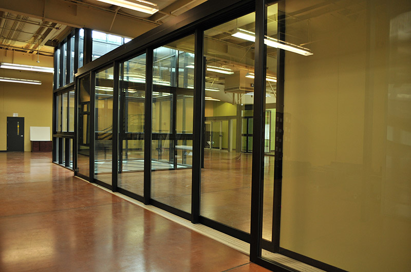 Motorized Sliding Glass Doors