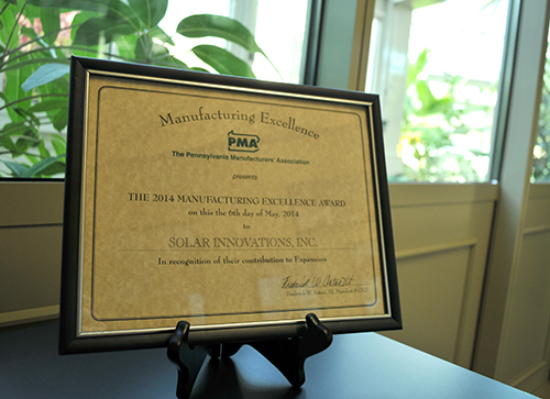 MAEA Award of Excellence
