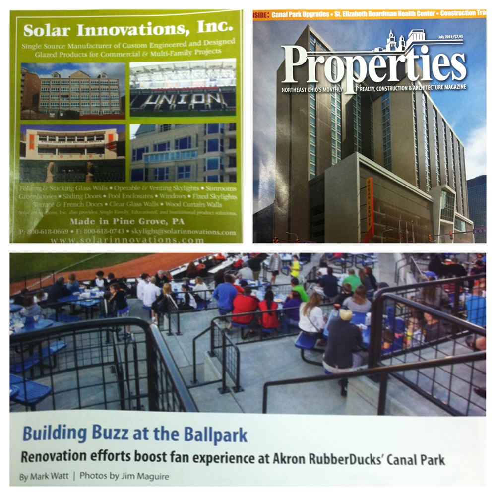 Properties Magazine | Akron | Solar Innovations