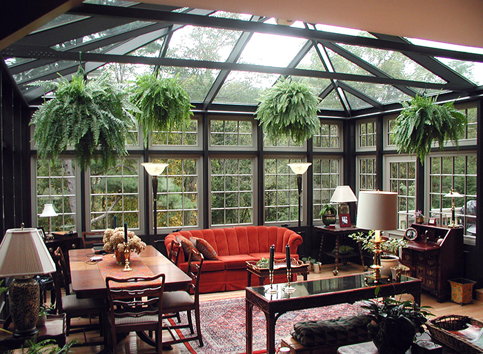 conservatories for growing