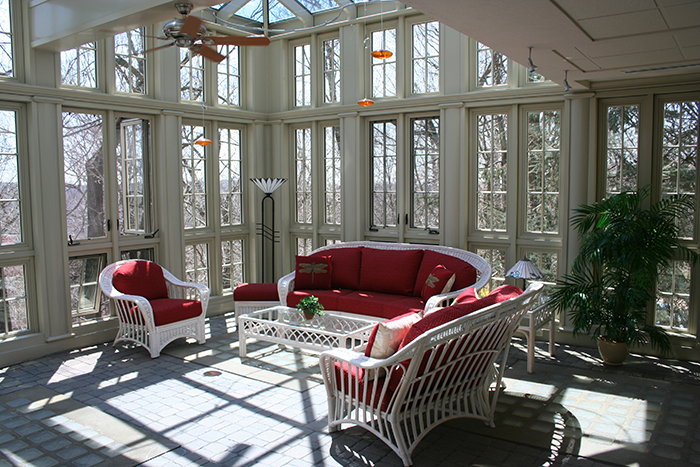 Utilizing Your Conservatory as a Porch