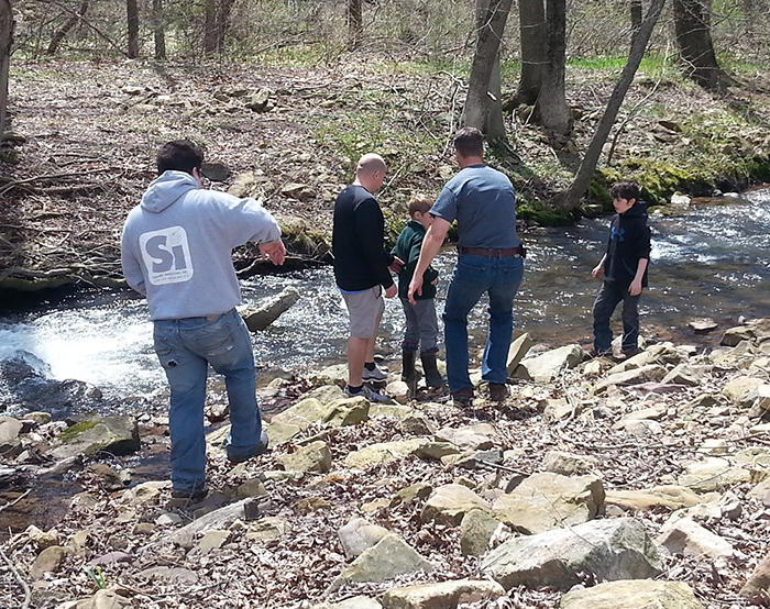 Solar Innovations, Inc. launches stream restoration project
