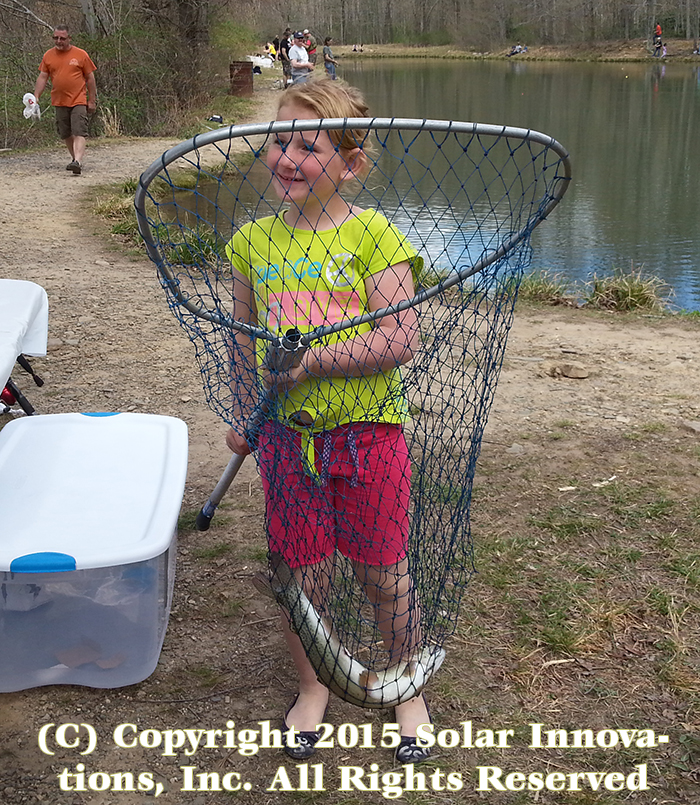 Solar Innovations, Inc. Hosts Trout Rodeo