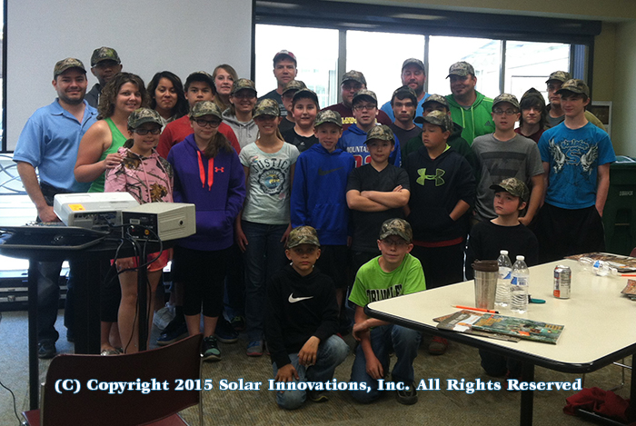 Solar Innovations Hunter Safety Course