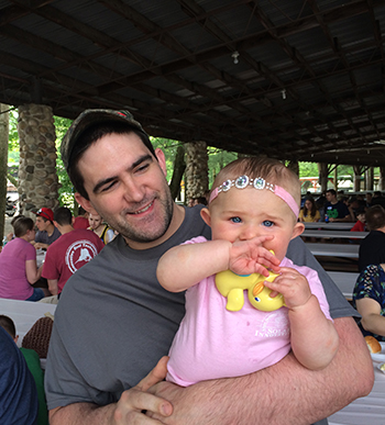 Family fun at Knoebels' with Solar Innovations, Inc.