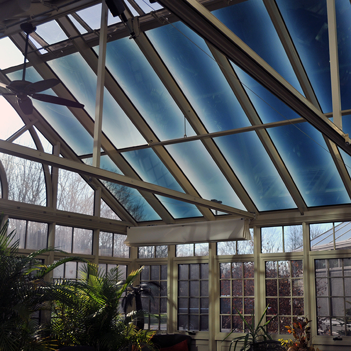 Dynamic glazing solutions are available by Solar Innovations, Inc.
