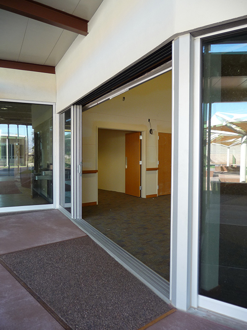STC Sliding Glass Door
