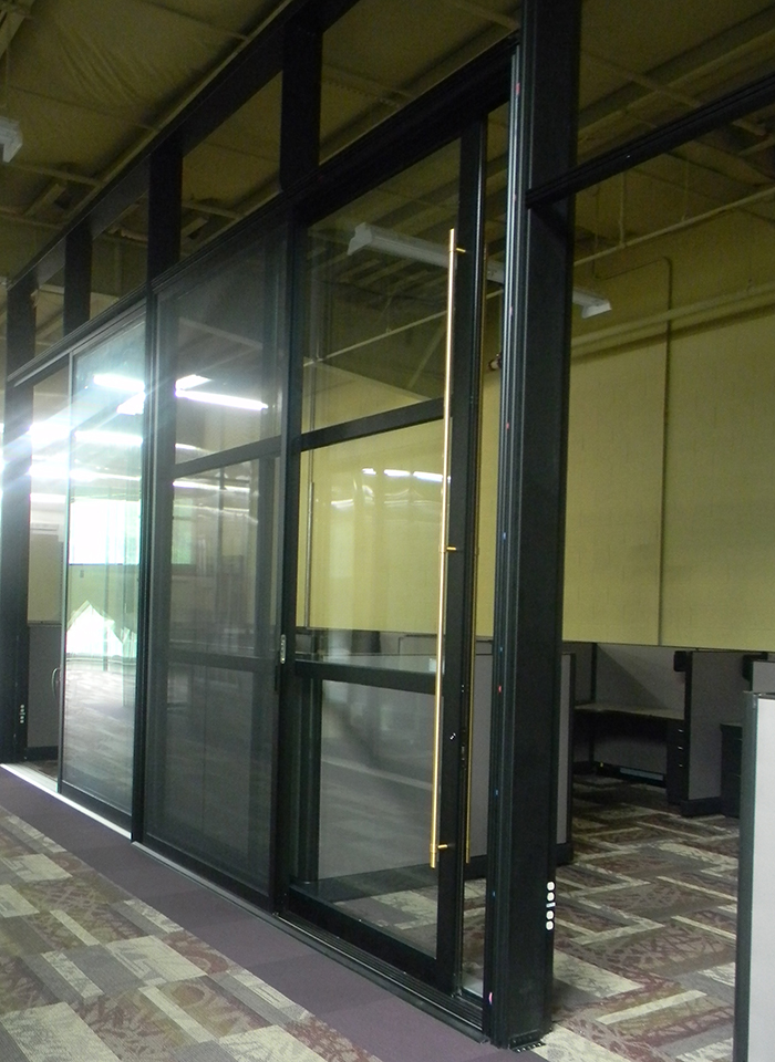 Solar's third generation Multi-Track Sliding Glass Door