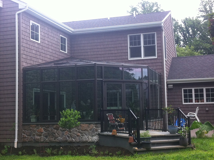 Custom Conservatory Solutions by Solar Innovations, Inc.