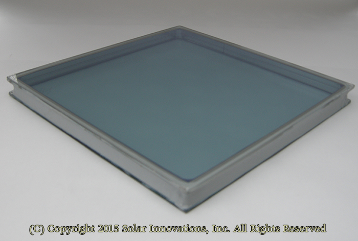 Glazing options from Solar Innovations, Inc.