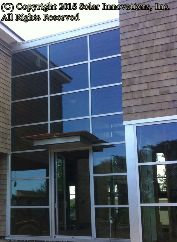 Solar Innovations, Inc. custom aluminum curtain walls
