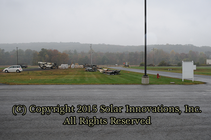 Solar Innovations, Inc. Building 2 Expansion