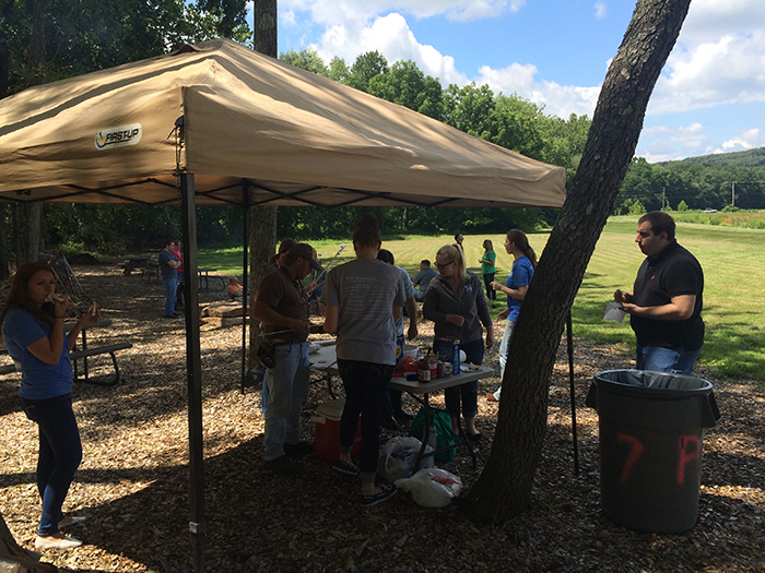 National S'mores day a success at Solar Innovations, Inc.