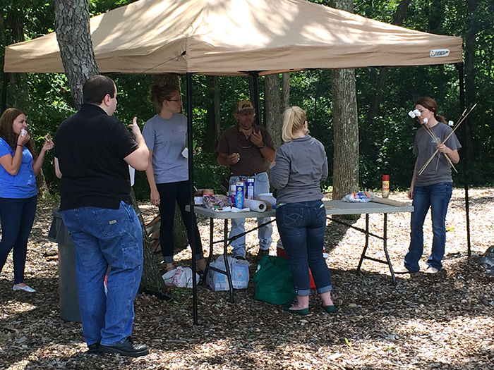 National S'more Day celebrated at Solar Innovations, Inc.