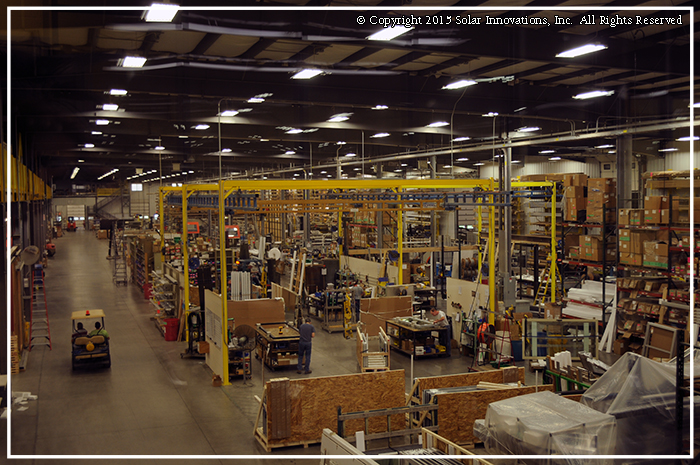 Solar Innovations, Inc. celebrates national manufacturing day 2015