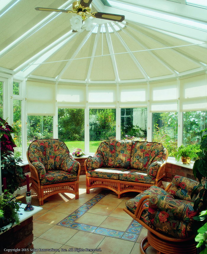 Solar Innovations, Inc.'s Solar R Blinds System