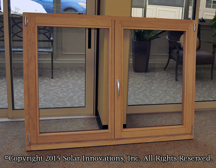 True Wood or All Wood Products by Solar Innovations, Inc.