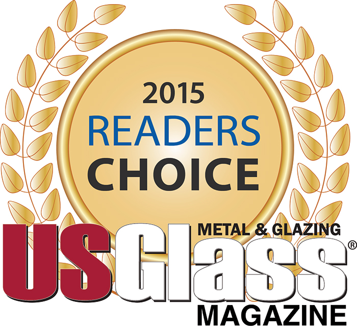 readers choice award for folding glass doors