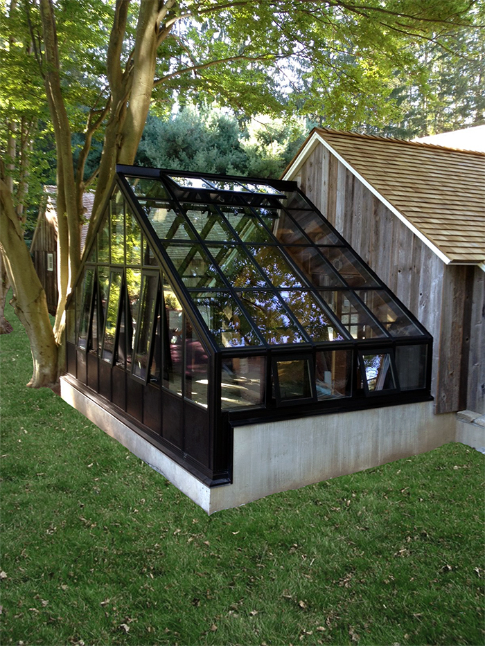 Glass Structure, Greenhouse Nose