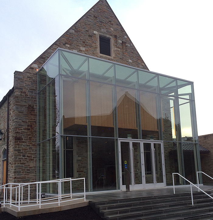 Four Sided Structural Glazing
