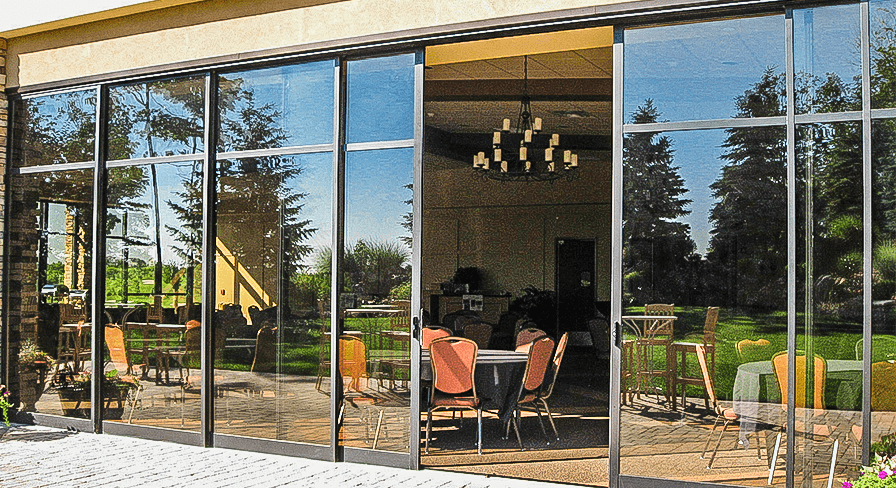 Sliding glass doors solar innovations solar innovations commercial sliding glass doors planetlyrics Gallery