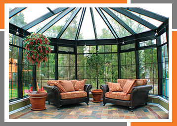 Conservatories-Applicaitons